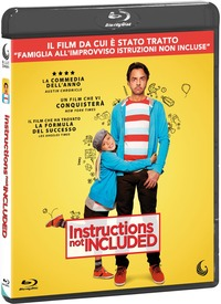 Cover Dvd Instructions Not Included (Blu-ray) (Blu-ray)
