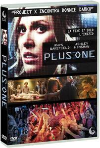 Plus One (DVD) di Dennis Iliadis - DVD