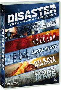 Collezione Disaster - 5 film (5 DVD) di Jeff Burr,Todor Chapkanov,Robert Lee,Brian Trenchard-Smith