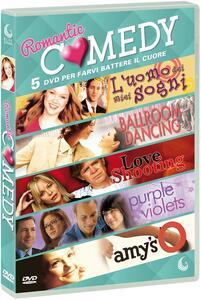 Collezione Romantic Comedy - 5 film (5 DVD) di Edward Burns,Julie Davis,Marleen Gorris,Randall Miller,Steven Schachter