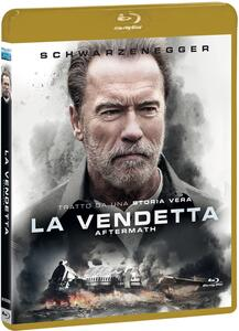 La  vendetta. Aftermath (Blu-ray) di Elliott Lester - Blu-ray