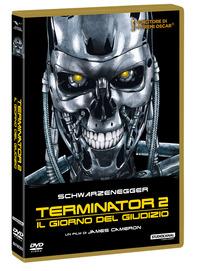 Cover Dvd Terminator 2. Il giorno del giudizio (DVD)