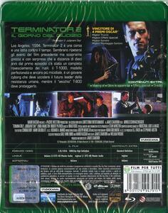 Terminator 2. Il giorno del giudizio (Blu-ray) di James Cameron - Blu-ray - 2