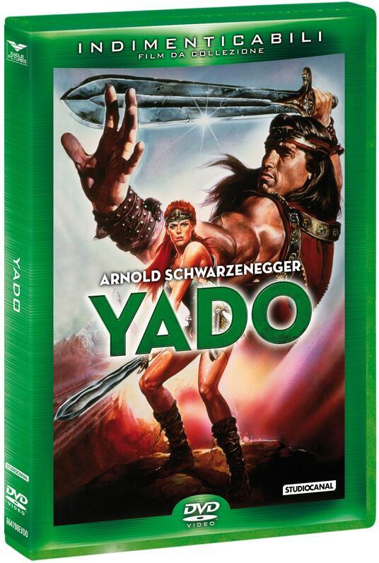 Yado (DVD) di Richard Fleischer - DVD