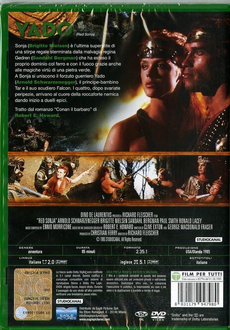 Yado (DVD) di Richard Fleischer - DVD - 2