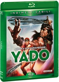 Cover Dvd Yado (Blu-ray)
