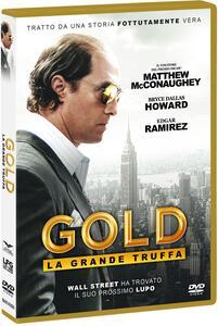 Gold. La grande truffa (DVD) di Stephen Gaghan - DVD
