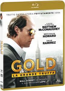 Gold. La grande truffa (Blu-ray) di Stephen Gaghan - Blu-ray