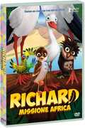 Film Richard. Missione Africa (DVD) Toby Genkel Reza Memari