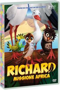 Richard. Missione Africa (DVD) di Toby Genkel,Reza Memari - DVD