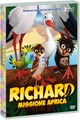 Cover Dvd DVD Richard - Missione Africa