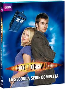 Doctor Who. Stagione 2. Serie TV ita. New Edition (4 Blu-ray) - Blu-ray