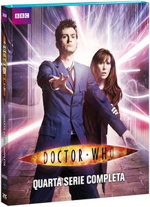 Doctor Who. Stagione 4. Serie TV ita. New Edition (4 Blu-ray) - Blu-ray