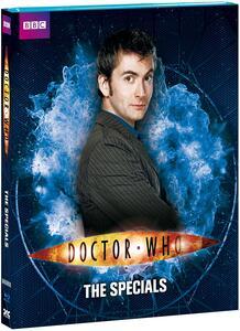 Doctor Who Special. Gli anni di David Tennant (3 Blu-ray) di Michiko Byers,Andrew Jackson - Blu-ray
