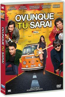 Ovunque tu sarai (DVD) di Roberto Capucci - DVD