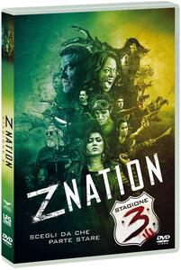 Z Nation. Stagione 3. Serie TV ita (DVD) - DVD