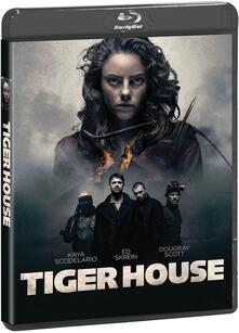 Tiger House (Blu-ray) di Thomas Daley - Blu-ray