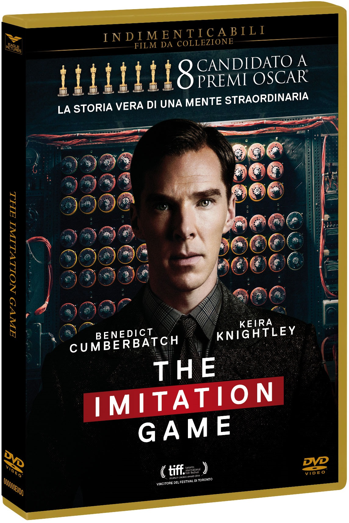 Cover Dvd DVD The Imitation Game