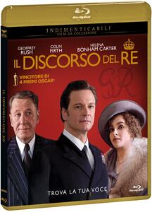 Il discorso del Re (Blu-ray) di Tom Hooper - Blu-ray
