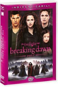 Breaking Dawn. Parte 2. The Twilight Saga (DVD) di Bill Condon - DVD