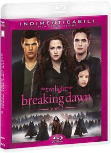 Breaking Dawn. Parte 2. The Twilight Saga (Blu-ray) di Bill Condon - Blu-ray