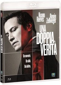 Cover Dvd Una doppia verità (Blu-ray)
