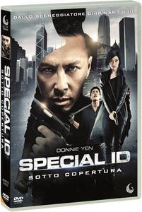 Special ID. Sotto copertura (DVD) di Clarence Fok Yiu-leung - DVD