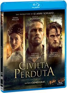 Civiltà perduta (Blu-ray) di James Gray - Blu-ray