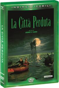 La città perduta (DVD) di Jean-Pierre Jeunet,Marc Caro - DVD