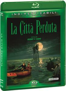 La città perduta (Blu-ray) di Jean-Pierre Jeunet,Marc Caro - Blu-ray