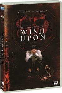 Cover Dvd Wish Upon. Con Card tarocco da collezione (DVD)