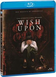 Wish Upon. Special Edition. Con card tarocco da collezione (Blu-ray) di John R. Leonetti - Blu-ray