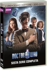 Doctor Who. Stagione 6. Serie TV ita - New Edition (DVD) - DVD