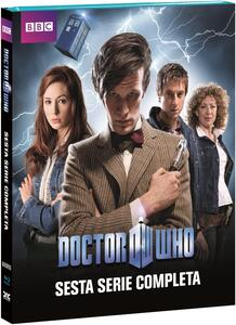 Doctor Who. Stagione 6. Serie TV ita - New Edition (Blu-ray) - Blu-ray