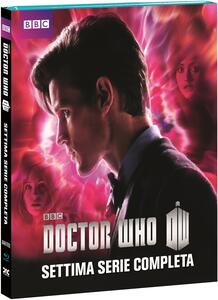 Doctor Who. Stagione 7. Serie TV ita - New Edition (Blu-ray) - Blu-ray