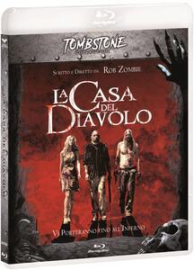 La casa del diavolo. Special Edition. Con card tarocco da collezione (Blu-ray) di Rob Zombie - Blu-ray