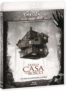 Quella casa nel bosco. Special Edition. Con card tarocco da collezione (Blu-ray) di Drew Goddard - Blu-ray