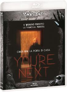 You're Next. Special Edition. Con card tarocco da collezione (Blu-ray) di Adam Wingard - Blu-ray