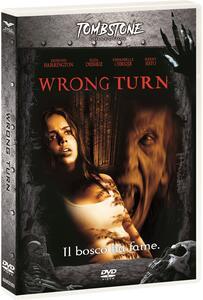 Wrong Turn. Special Edition. Con card tarocco da collezione (DVD) di Rob Schmidt - DVD