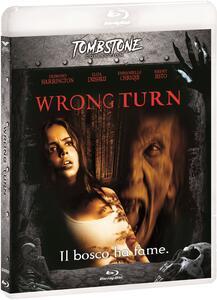 Wrong Turn. Special Edition. Con card tarocco da collezione (Blu-ray) di Rob Schmidt - Blu-ray