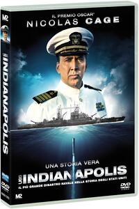 USS Indianapolis. Il più grande disastro navale nella storia degli Stati Uniti (DVD) di Mario Van Peebles - DVD