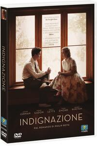Indignazione (DVD) di James Schamus - DVD