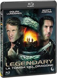 Legendary. La tomba del dragone (Blu-ray) di Eric Styles - Blu-ray
