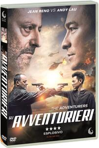 The Adventurers. Gli avventurieri (DVD) di Stephen Fung - DVD