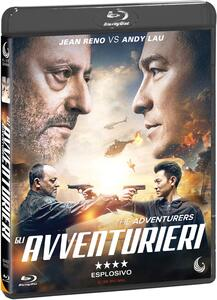 The Adventurers. Gli avventurieri (Blu-ray) di Stephen Fung - Blu-ray