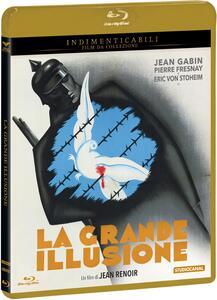 La grande illusione (Blu-ray) di Jean Renoir - Blu-ray