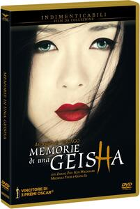 Memorie di una geisha (DVD) di Rob Marshall - DVD