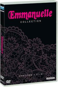 Cofanetto Emmanuelle (4 DVD) di Francis Giacobetti,Just Jaeckin,Francis Leroi,François Leterrier