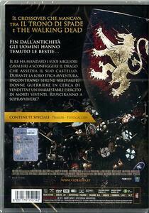 Knights of the Damned. Il risveglio del drago (DVD) di Simon Wells - DVD - 2