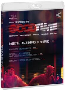 Good Time (Blu-ray) di Ben Safdie,Joshua Safdie - Blu-ray
